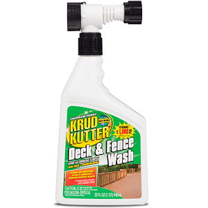 Krud Kutter Deck & Fence Wash