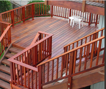 Tigerdeck Hardwood Decking