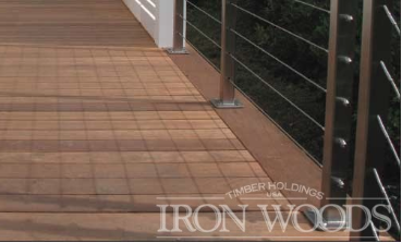 Iron Woods® Ipe Decking