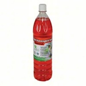 Red Concentrate Hummingbird 32oz. Bottle