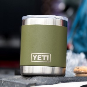 YETI Rambler™ 10 oz. Lowball with DuraCoat™ Color