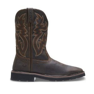 Rancher Square-Toe Wellington Boot
