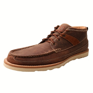 Men's Casual Shoe – Oiled Saddle