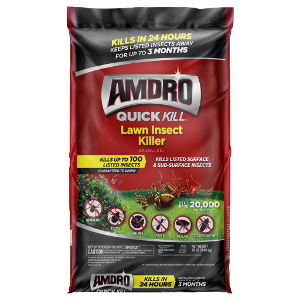AMDRO QUICK KILL LAWN INSECT KILLER (GRANULES II)