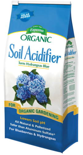 Espoma® Organic Soil Acidifier (Turns Hydrangeas Blue)  6#
