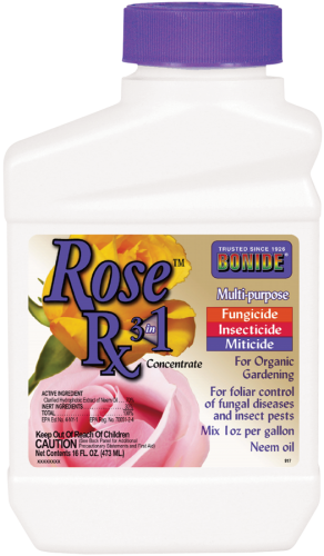 Bonide® Rose RX 3-in-1 Concentrate (Pint)