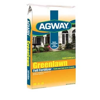 Agway® Greenlawn™ Fall Fertilizer 26-0-13 (15M)