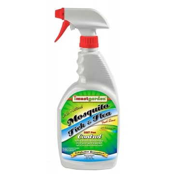 I Must Garden® All Natural Mosquito, Tick & Flea Control (32oz-RTU)