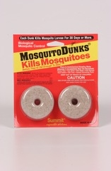 Summit Mosquito Dunks 2 Pack