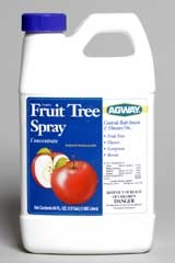 Agway® Complete Fruit Tree Spray™ 1/2 Gallon Concentrate  (64Oz)