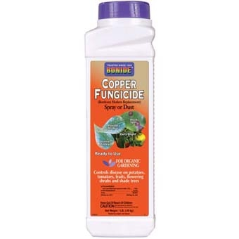 Bonide® Copper Fungicide 1# Dust or Spray