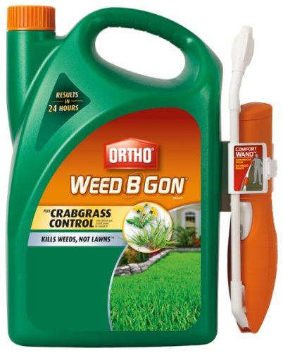 Ortho® Weed B Gon™ MAX Plus Crabgrass Control (1 Gallon-RTU)