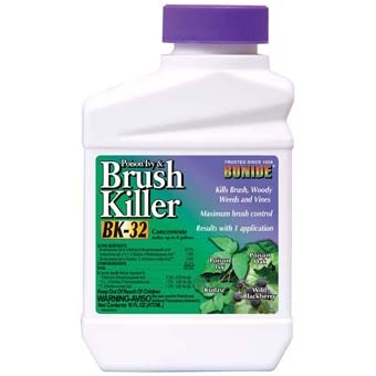 Bonide® Poison Ivy & Brush Killer {BK-32} 16 Oz Concentrate