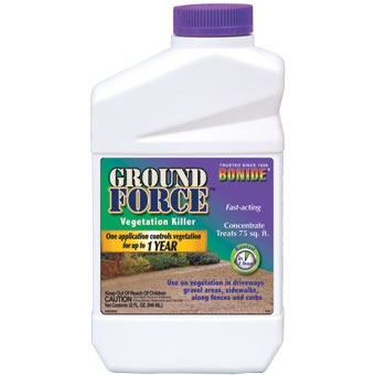 Bonide® Ground Force™ Vegetation Killer (32Oz-Concentrate)
