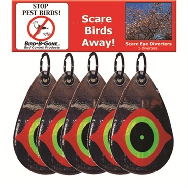 Bird-B-Gone Diverter Eyes (5 Pack)