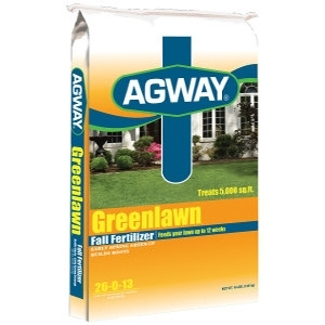 Agway® Greenlawn™ Fall Fertilizer 26-0-13 (5M)