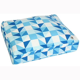 The Molly Mutt(R) Dog Bed {Medium/Large Duvet Cover-Assorted}