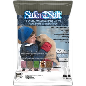 Safer Than Salt® Ice Melt (50#)