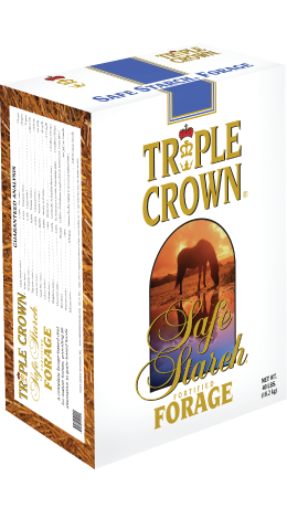 Triple Crown® Safe Starch™ Forage