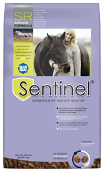Blue Seal® Sentinel™ Senior Formula Horse Feed