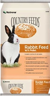 Nutrena® Country Feeds™ 16% Rabbit Pellets