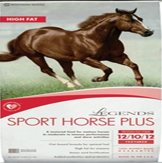 Legends® Sport Horse Plus Textured Horse Feed