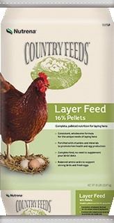 Nutrena® Country Feeds® Egg Layer Pellet