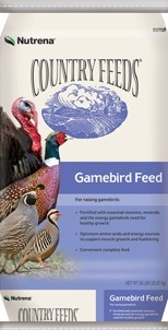Nutrena® Country Feeds™ Gamebird/Turkey Finisher