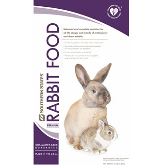 Southern States® Premium Rabbit Food 25#