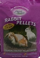 Sweet Meadow Rabbit Pellets 10#
