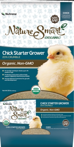 Nutrena® NatureSmart™ Organic Chick Starter/Grower