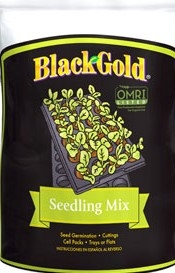 Black Gold® Seedling Mix 8Qt
