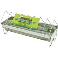 Farmers Market™ Poultry Feeder Trough with Legs (16