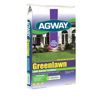 Agway® Greenlawn™ Lawn Starter Fertilizer (15,000 SqFt Coverage)