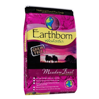 Earthborn® Holistic Meadow Feast™ Grain-Free Dog Food (28#)