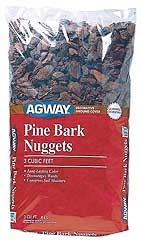 Agway® Pine Bark Nuggets Mulch (3 Cubic Foot)