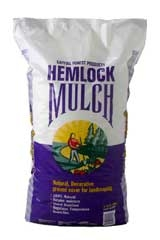 Capital Forest® Hemlock Mulch (3 Cubic Foot)