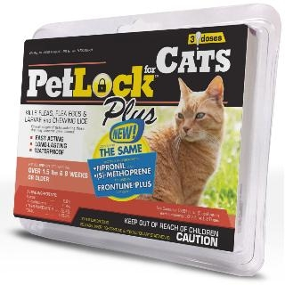 PetLock® Plus for Cats (8 weeks and older)