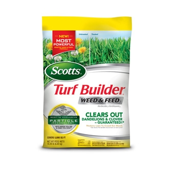 Scotts® Turf Builder™ Weed & Feed (15,000 SqFt Coverage)
