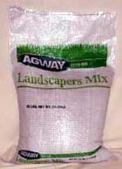 Agway® Landscapers Mix Grass Seed (25#)