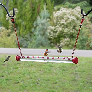 Perky-Pet 2 ft Hummerbar® Hummingbird Feeder