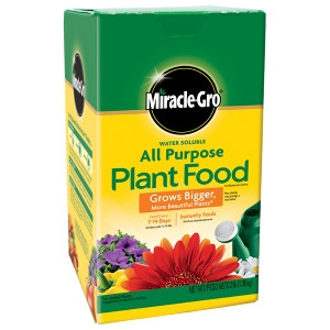 Miracle-Gro® Water Soluble All Purpose Plant Food 4lb