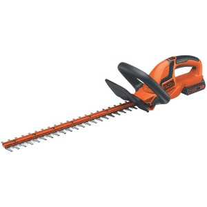 Black & Decker® 22 Inch-20V Hedge Trimmer with Lithium Ion Battery