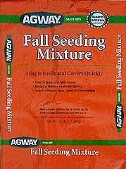 Agway® Fall Mix Grass Seed (25#)