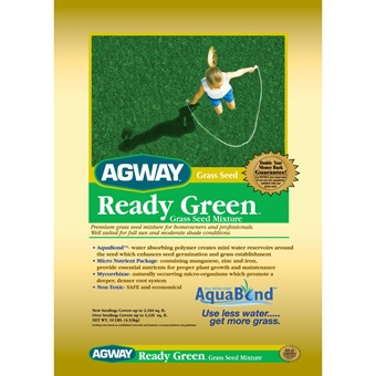 Agway® Ready Green™ Grass Seed (10#)