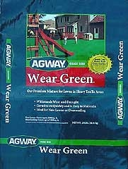 Agway® Wear Green™ Grass Seed (25#)