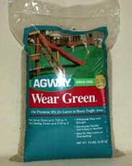 Agway® Wear Green™ Grass Seed (10#)
