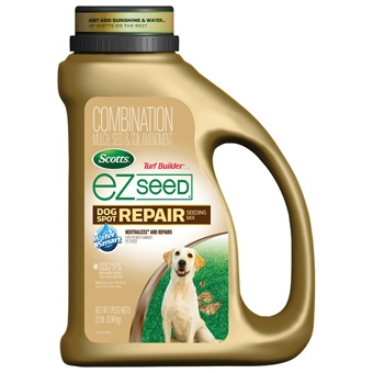 Scotts® Turf Builder™ eZ Seed® Dog Spot Repair Kit (2# Jug)