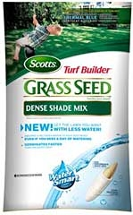 Scotts® Turf Builder™ Dense Shade Mix Grass Seed (3#)