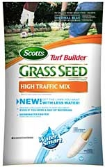 Scotts® Turf Builder™ High Traffic Mix Grass Seed (3#)